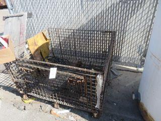 Wire Parts Basket