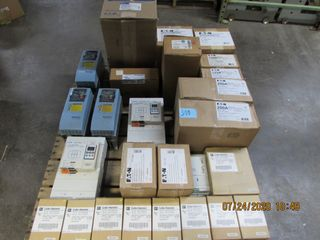 Eaton Frequency Drives, Soft starts, Misc. items