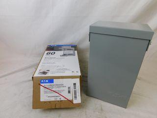 (1) Eaton DPU222RGF20WTST (1) Eaton BRPX8A40B2F (3) Eaton CHM1GS (2) Eaton 1004326DCH