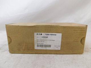 (3) Eaton LRCS3WK MCCB Accy Rear Connect Studs 3P