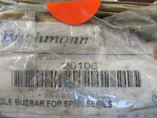 (29) Bachmann 20106 DIN Rail Accy Busbar 2P