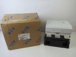 (1) Eaton XTCE580N22A Contactor Type XT 3P 630A 110-250V 40/60Hz N Frame 2NO 2NC Box Of 1 110/120VAC