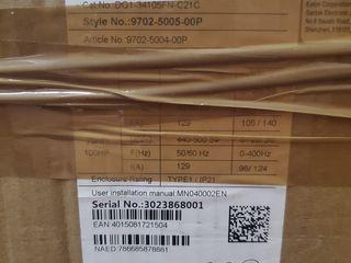 (1) Eaton DG1-34105FN-C21C Soft Starter 480V 75HP