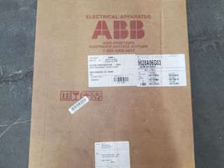 (6) ASEA 9628A06G03 Current Transformer 50-400Hz 10KV 600V