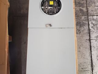 (1) Eaton MBX816B150BTS Meter Breaker Panel Ringless 150A 120/240VAC 1Ph 3Wire 4Jaws 16Cir 8Sp NEMA Type 3R