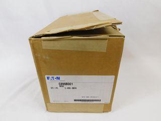 (5) Eaton C899B001 Enclosure C899 No Reset
