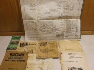 Older Farm Manuals