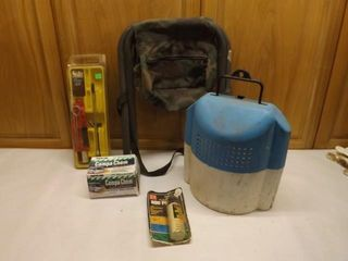 Camping and Fishing - Minnow Bucket