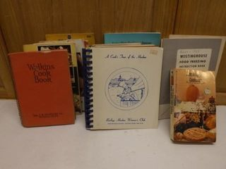 WATKINS and Other Cookbooks