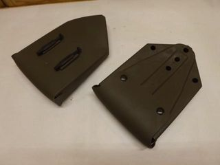 Army Shovel Covers