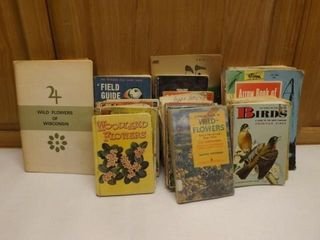 Bird and Insect Nature Booklets