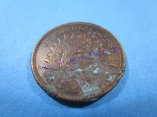 1890 INDIAN HEAD PENNY