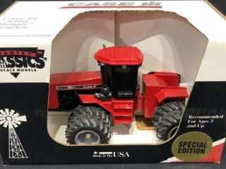 Special Edition Case IH 9380 Steiger Tractor