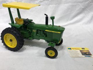 John Deere 410 Diesel Tractor
