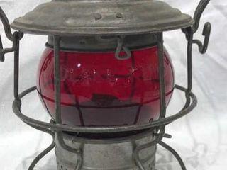 Adlake Kero Railroad lantern