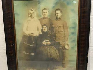 MamaIJs FamilyIJ   Antique 1900 Family Portrait