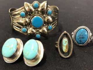 Blue Stone Jewelry