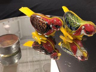 Toy Birds and Dice Souvenir