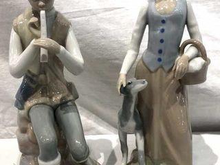 Casades Flute Boy and Girl