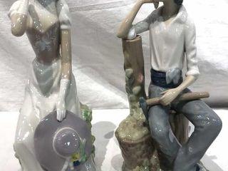 Casades Working Boy and Elegant Girl