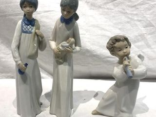 2 Casades Mothers and lladro Angel