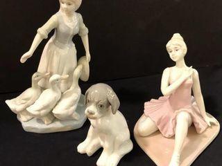 Girl Decorative Figurines