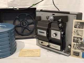 Bell   Howell Autoload Super 8 Movie Projector