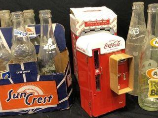 SunCrest Soda  Coca Cola Musical Bank