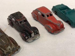 Tootsie Toy Vehicles