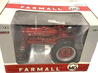 McCormick Deering Farmall Super MD 1 16