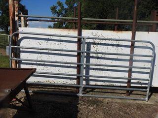 10' METAL GATE