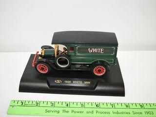 1920 White Van