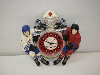 Hockey Clock-works