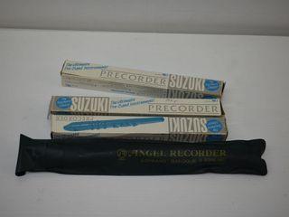 (4) Recorders