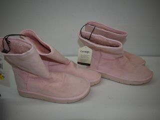 (2) New Pairs of Ladies Boots Sz 8 & 9