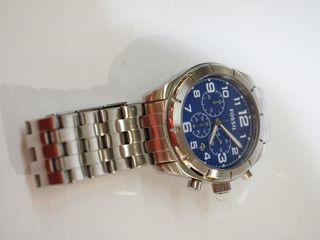 Men's Fossil Watch-works