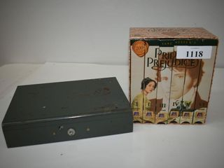 Pride and Prejudice Complete VHS Series