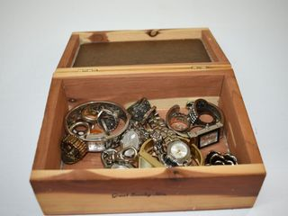 Rings and Watches