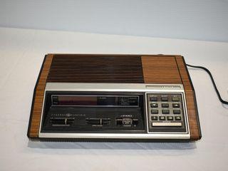 GE Programmable Clock Radio-working