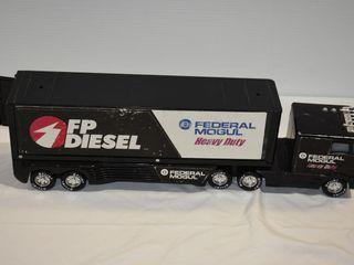 Nylint Metal FP Diesel Transport & Trailer