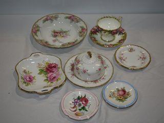 Paragon Victoriana Rose, Tapestry Rose, etc.