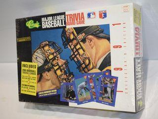 1991 Classic Collectors Edition Major League