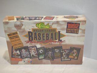 1992 Classic Collectors Edition Major League