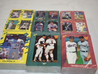 Classic Baseball Trivia Extension Cards for