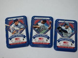 1997 Don Russ Preferred Card in Tin Box