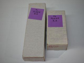 1990-1991 Freer Baseball Cards