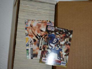 1991 NFl Pro Set Full Set Football Cards