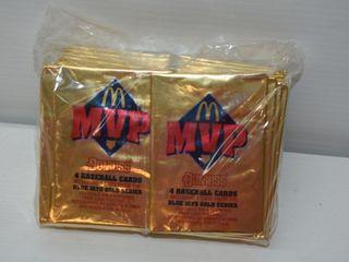 1992 McDonalds Don Russ Baseball Cards