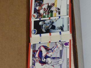 1990 Score USA Hockey Cards