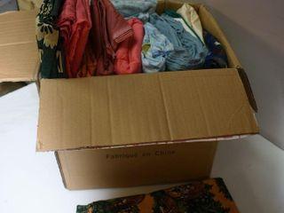 Box of Fabric